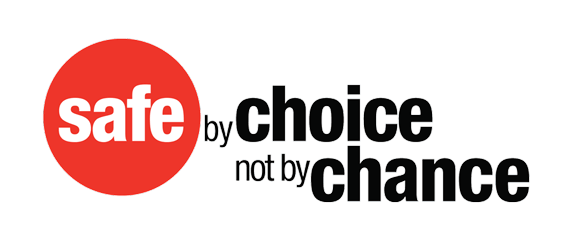 Safe by Choice, Not by Chance